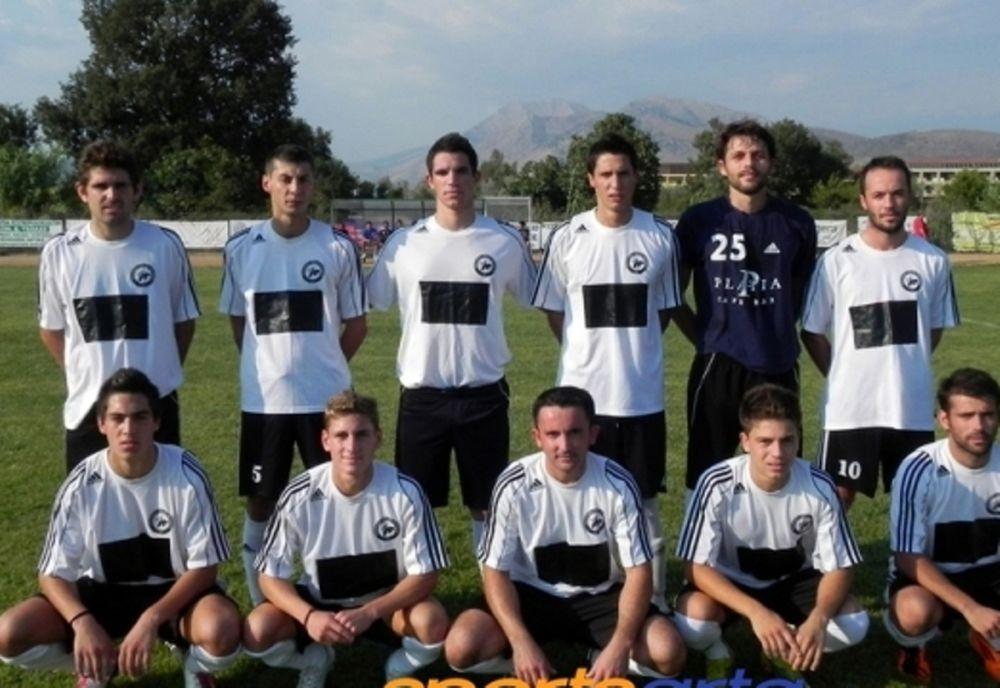 Πίνδος Κόνιτσας-Φιλοθέη Άρτας 0-1