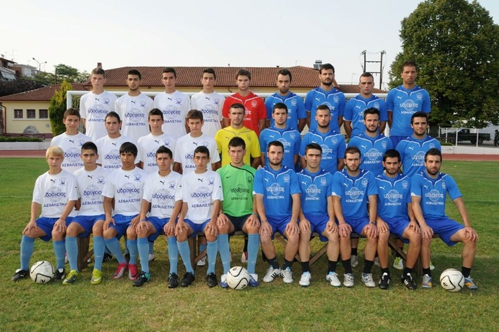 Νάουσα-Περδίκκας 3-0
