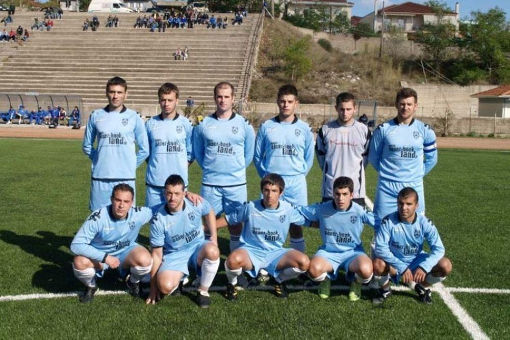 ΑΠΟΚ Βελούχι - Α.Ο. Ταυρωπός 2-0
