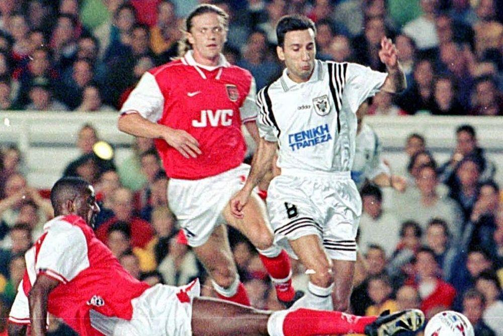 Οι παίκτες του ΠΑΟΚ θυμούνται τον άθλο του 1997