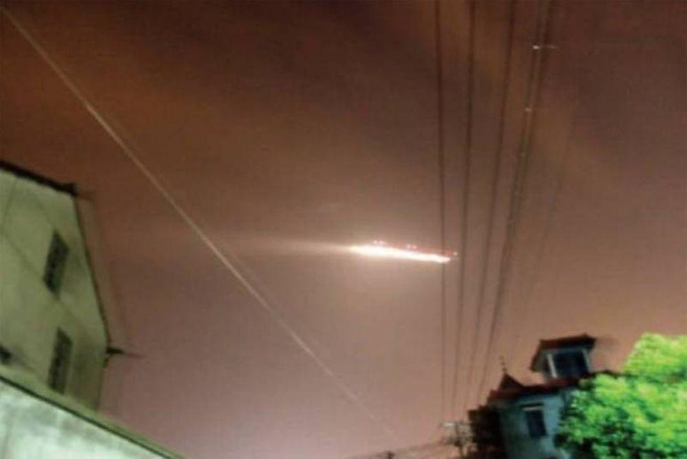 Αμερικανικό μαχητικό καταδίωξε UFO