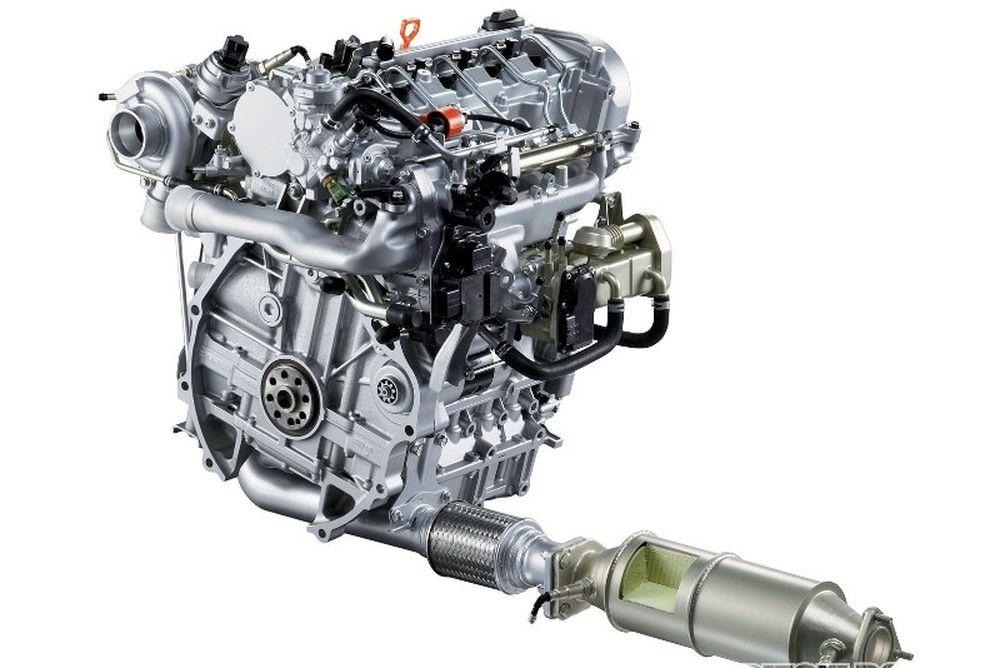 H Honda παρουσιάζει νέα γενιά κινητήρων