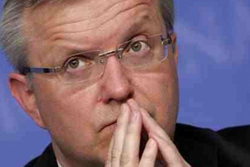 Όλι Ρεν: Δέκα μέρες απομένουν για τη διάσωση της ευρωζώνης