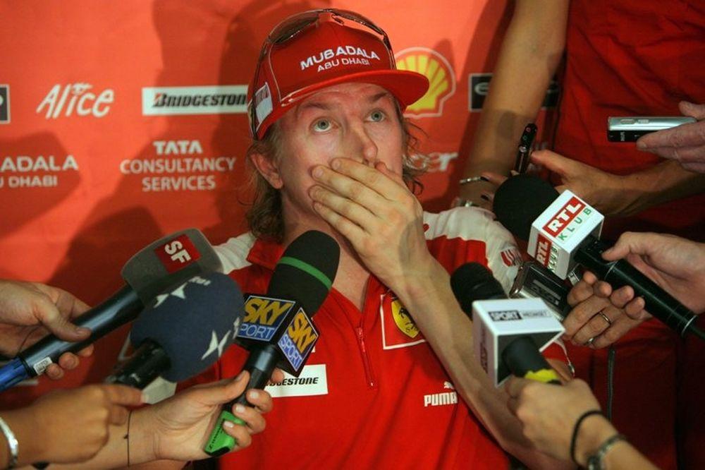 F1: Οι ατάκες του Κίμι Ραϊκόνεν (photos & Videos)