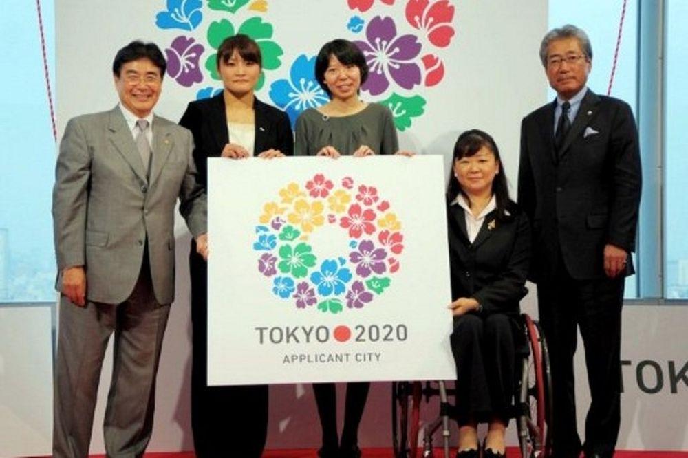 «Ανθίζει» η Ιαπωνία για τους Ολυμπιακούς