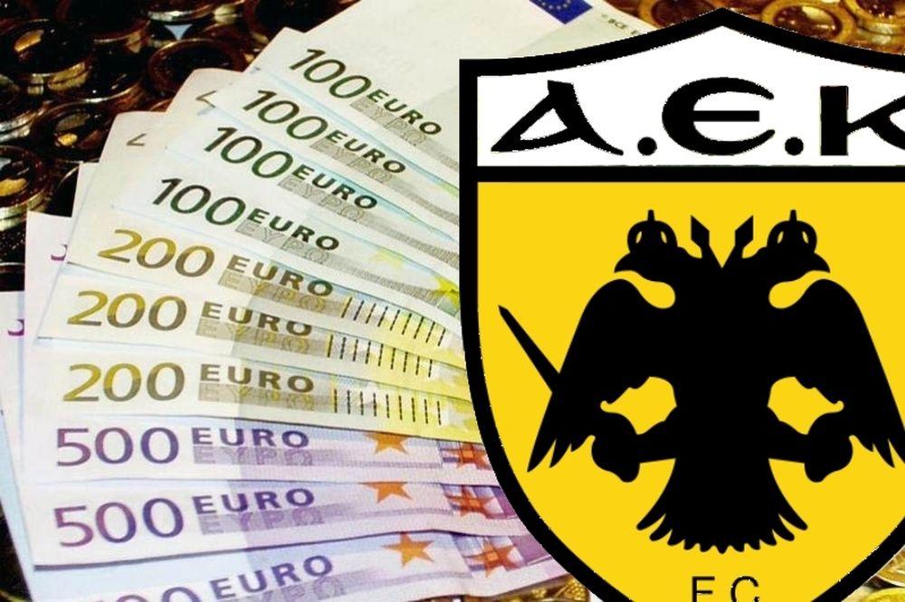 Φήμες για επενδυτή στην ΑΕΚ