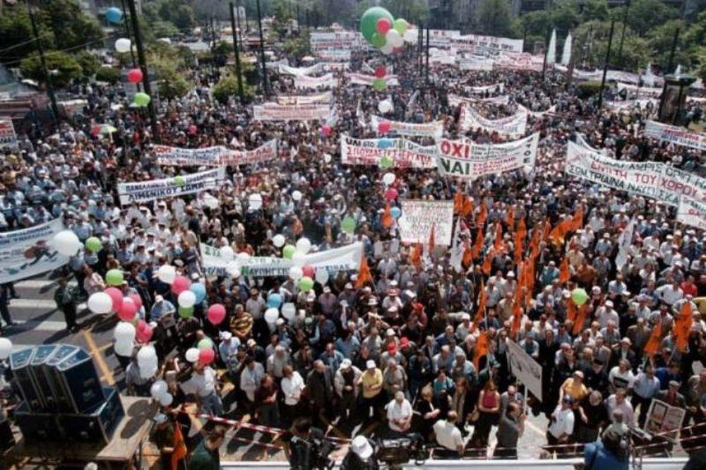 Συλλαλητήρια στο Κέντρο – Κλειστοί δρόμοι