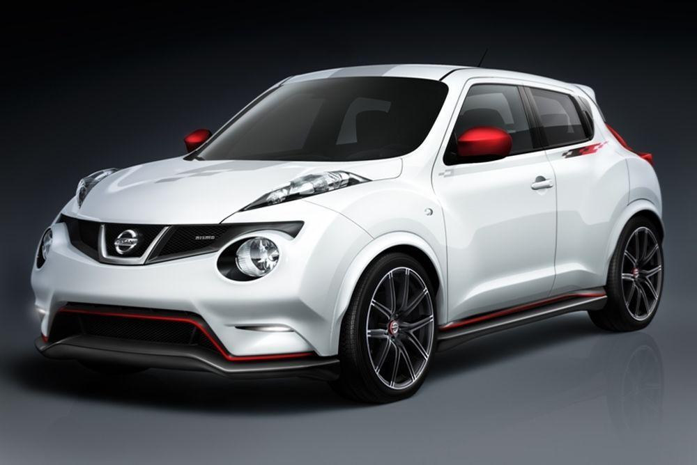 Αποκάλυψη του Nissan JUKE Nismo
