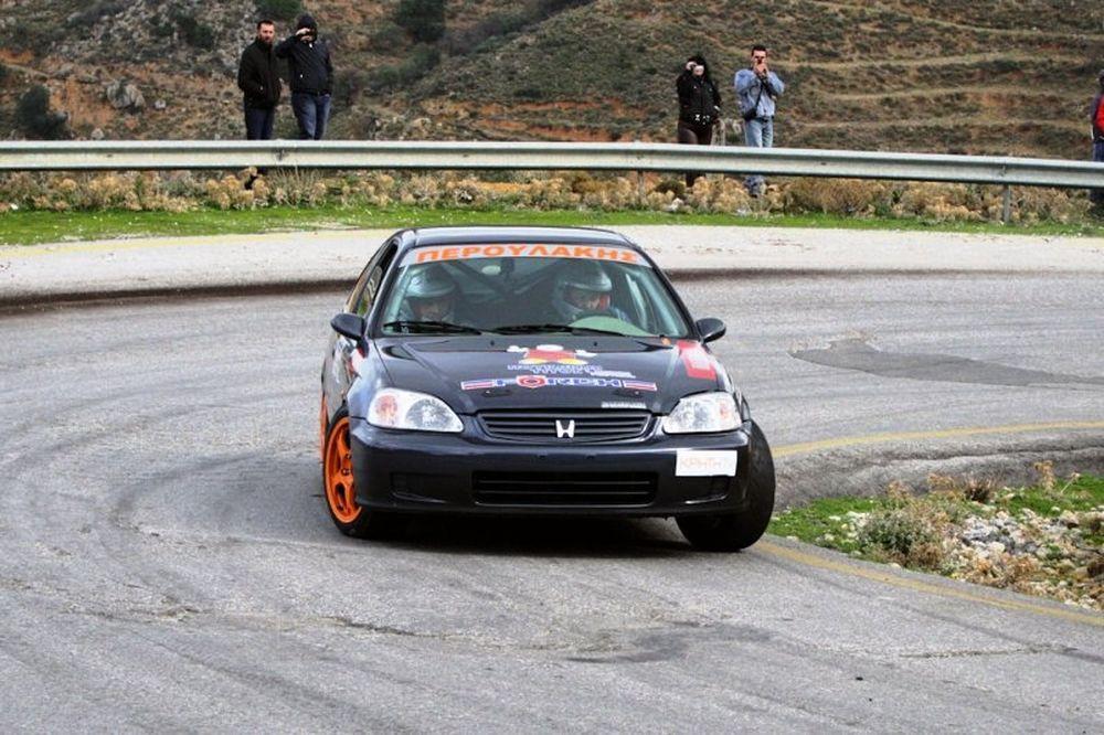 Rally Sprint Βαντέ: Επίλογος με προβλήματα
