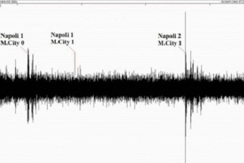 Σεισμός, σεισμός της… Νάπολι ο λαός!