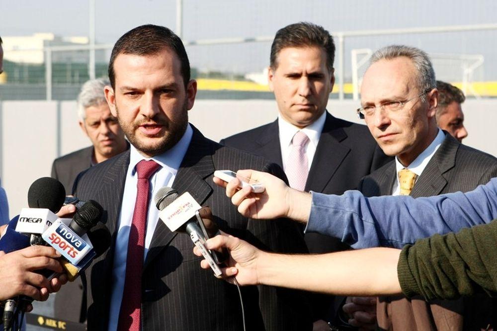 Αδαμίδης: «Ξεκινά άμεσα ο οικονομικός έλεγχος»