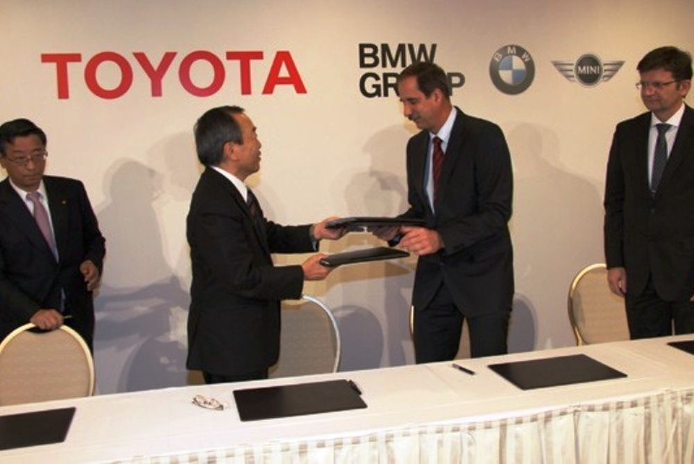 Συνεργασία BMW και Toyota για το περιβάλλον