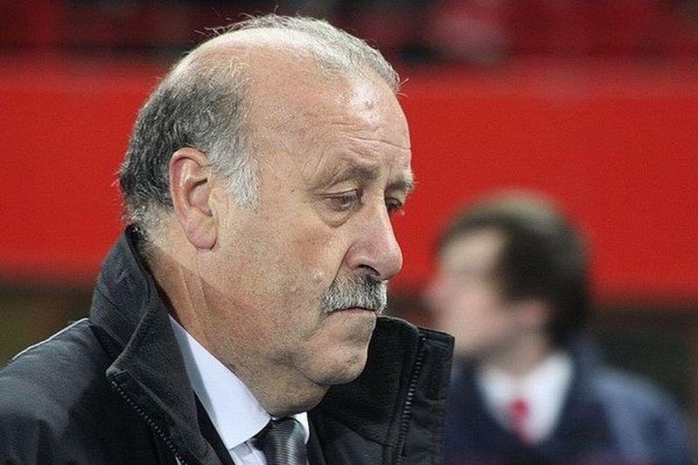 Ντελ Μπόσκε: «Δεν θέλαμε την Ιταλία»
