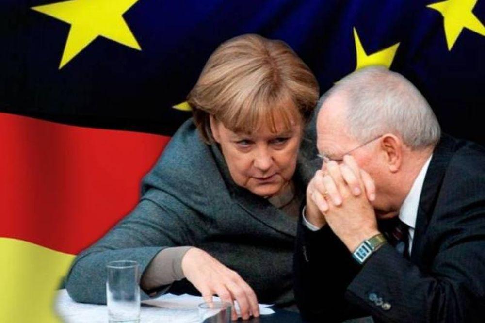 Γερμανική οικονομική «κατοχή» στην ΕΕ