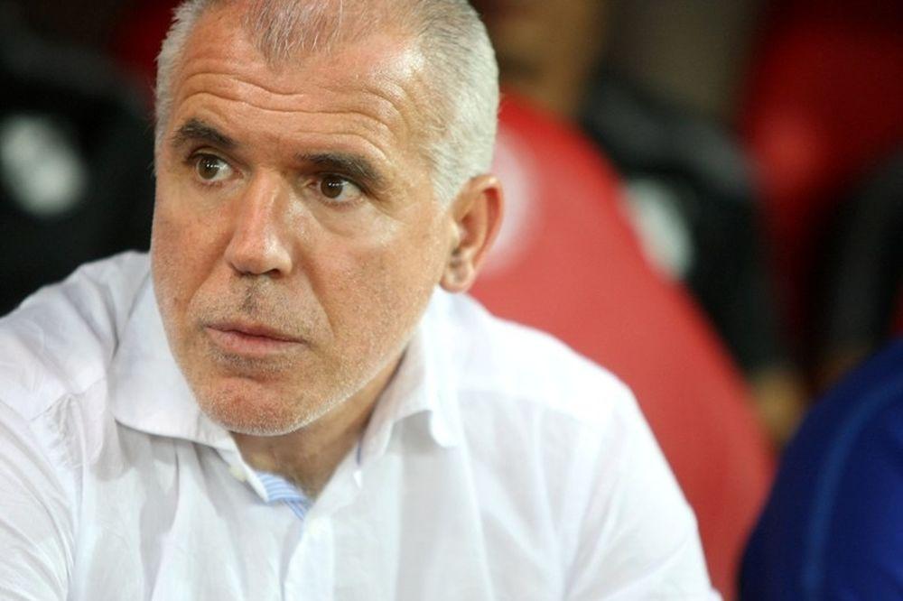 Αναστόπουλος: «Δύσκολο το ματς με Αστέρα»