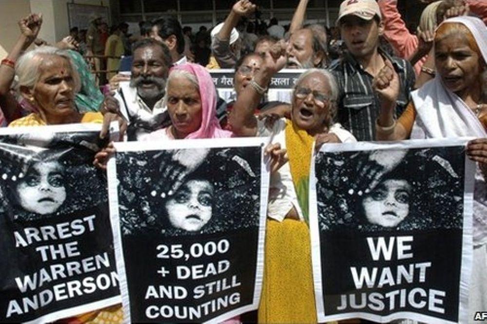 Ενας σοβαρά τραυματίας σε πορεία στην Ινδία