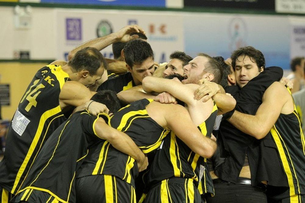 Μεγάλη νίκη η ΑΕΚ!