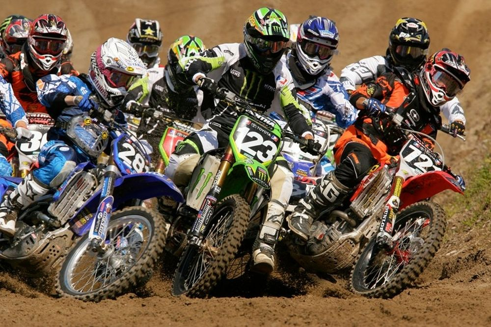 Πρωτάθλημα Motocross ΗΠΑ 2012