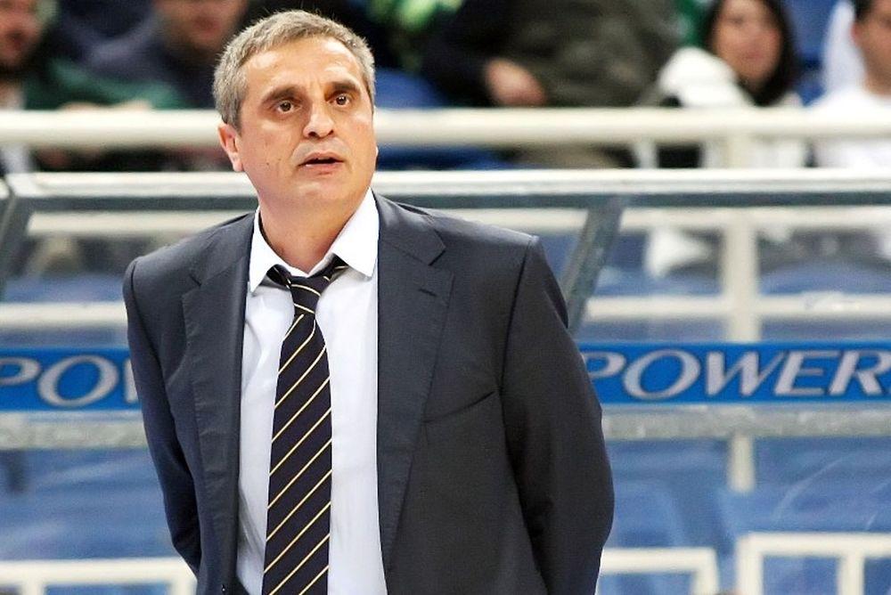 Πεδουλάκης: «Ήμασταν καλύτεροι, ως ομάδα»