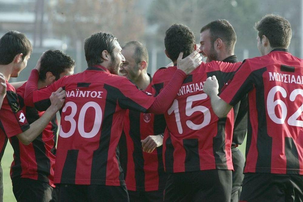 Άνετα ο Απόλλων Καλαμαριάς, 2-0 τον Οδυσσέα