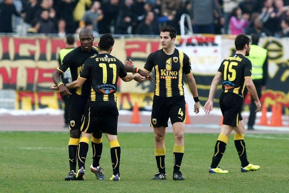 Video: AEK - Κέρκυρα 1-0 (φάσεις και γκολ)