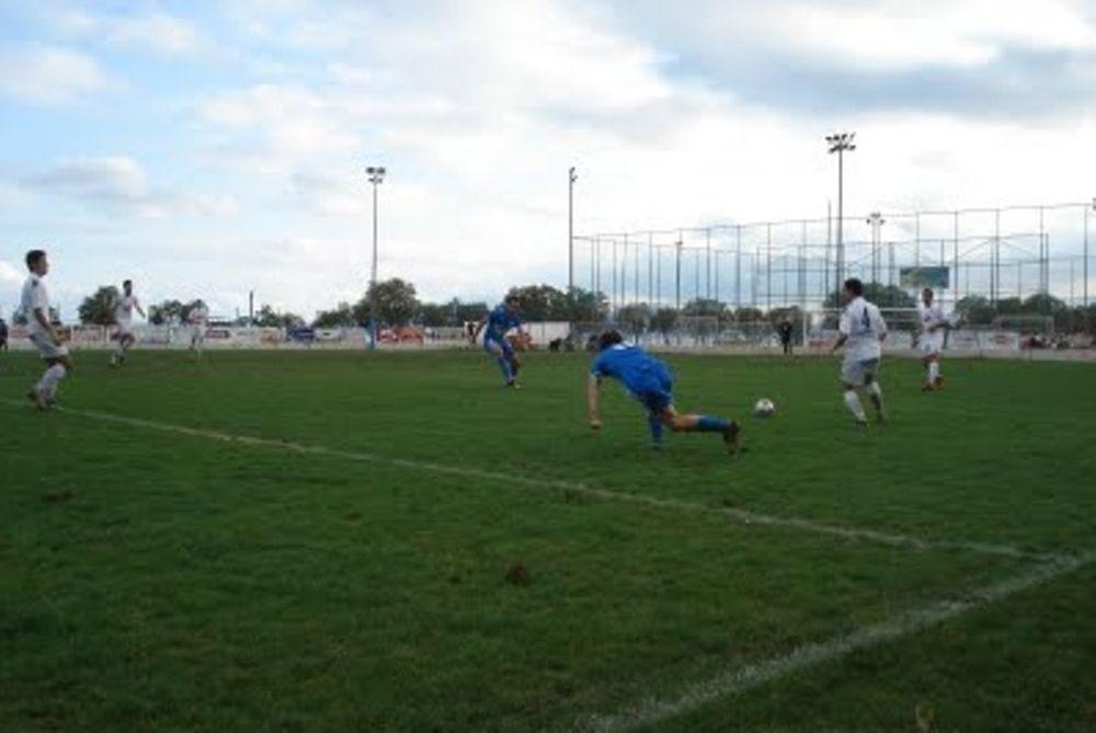 Πύρασος Ν. Αγχιάλου - Αλμυρός 1-0