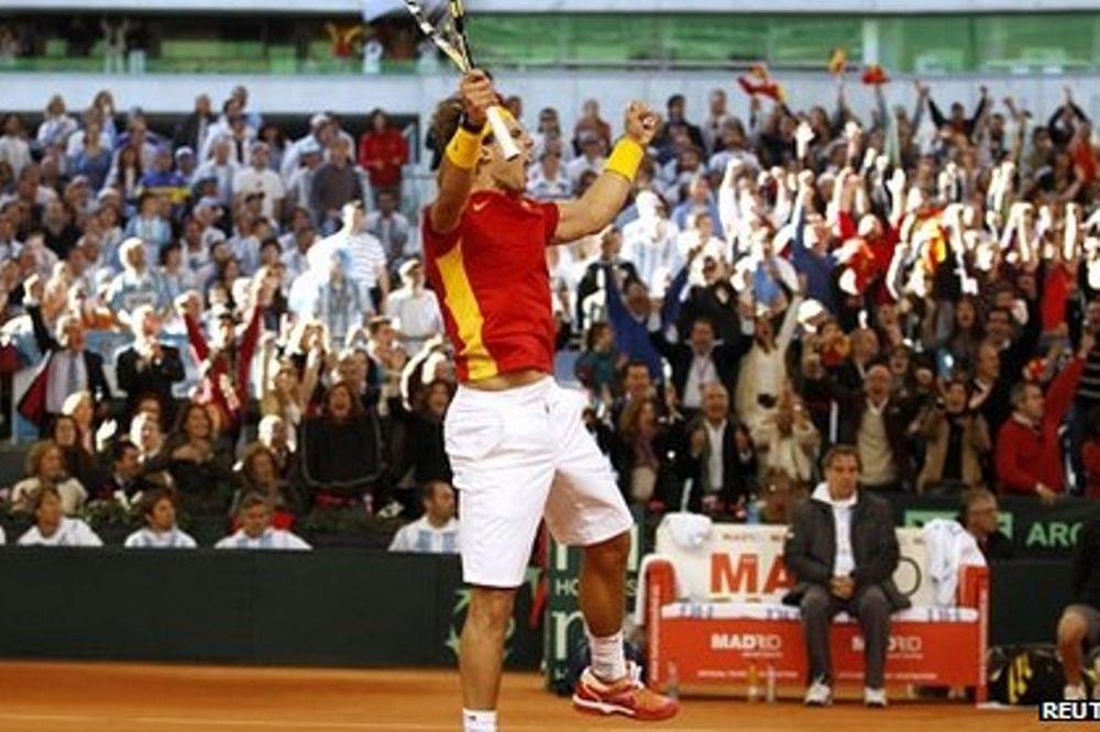 Η Ισπανία το Davis Cup