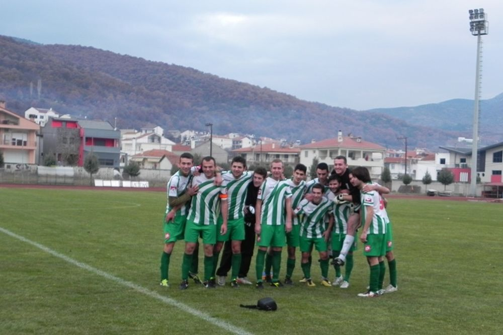 Καστοριά-Αλεξάνδρεια 3-5