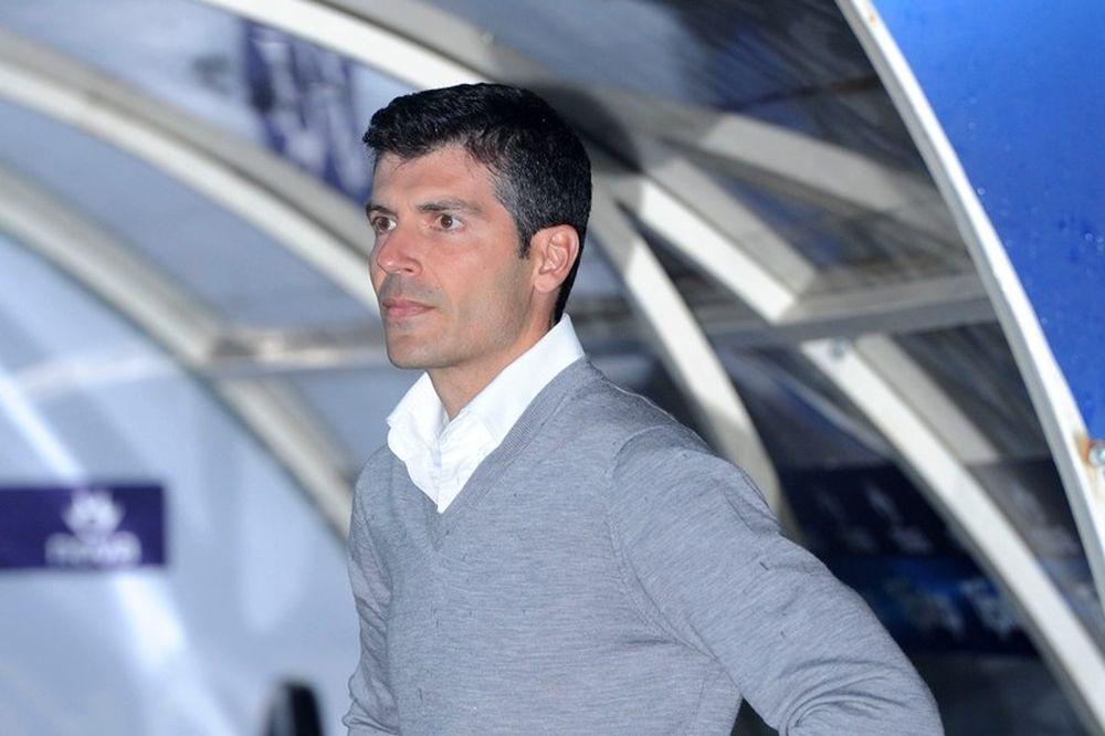 Χριστόπουλος: «Θέλω να παραμείνω βοηθός προπονητή»