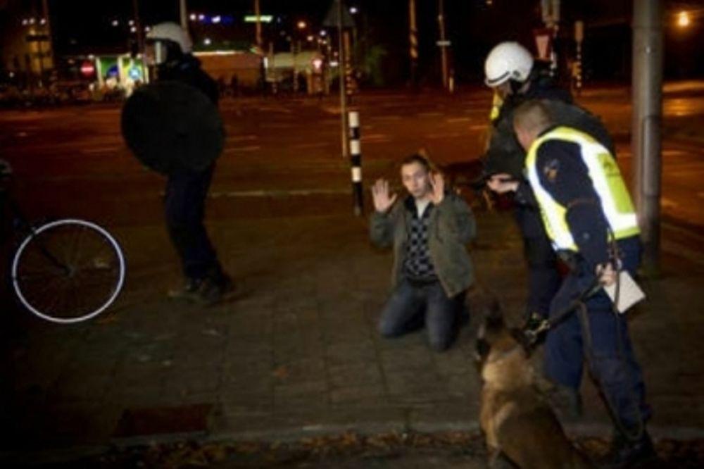Σοβαρά επεισόδια στην Ολλανδία!