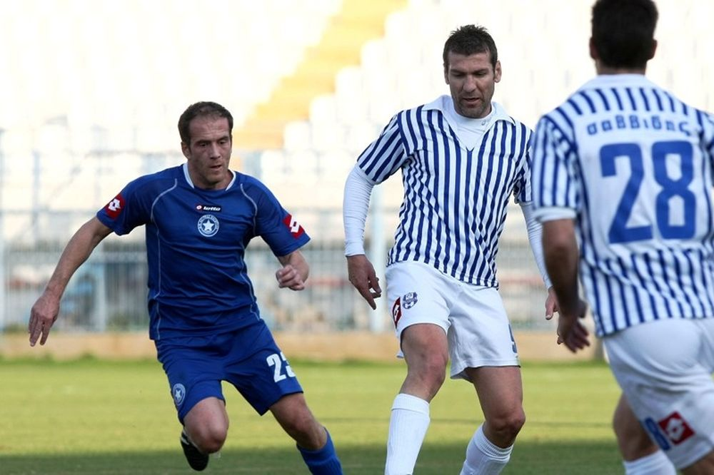 Ζαχαρόπουλος: «Δεν έχω παίξει σε χειρότερο γήπεδο!»