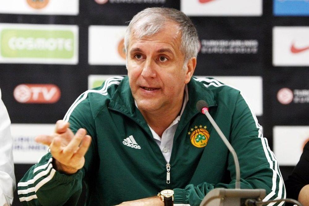 Ομπράντοβιτς: «Να μείνουμε συγκεντρωμένοι»