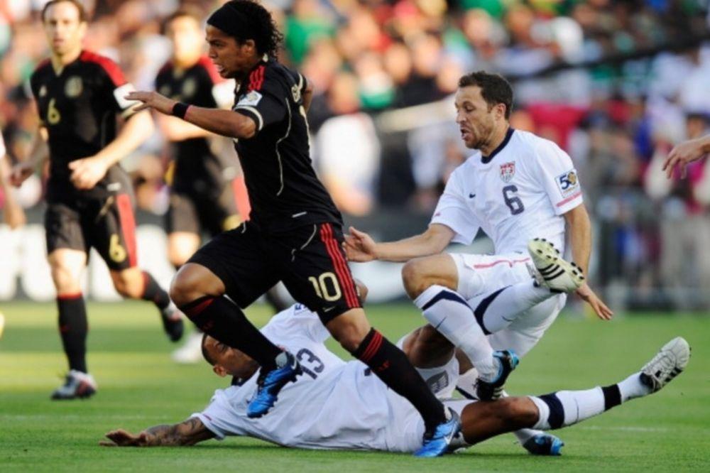 Ο δρόμος προς το Λονδίνο για το CONCACAF