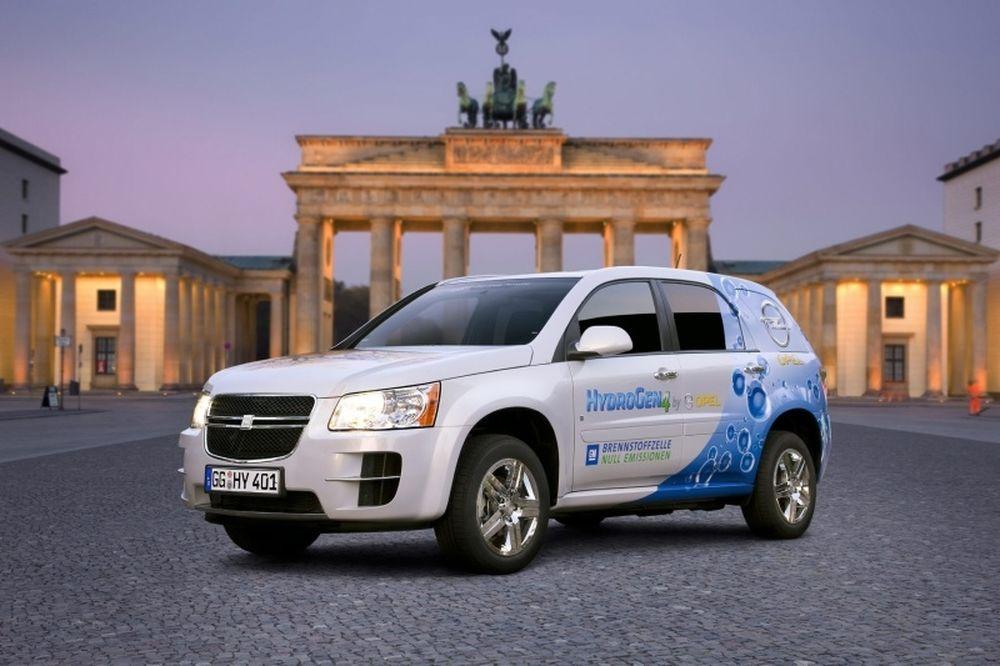 To HydroGen4 στο Βερολίνο