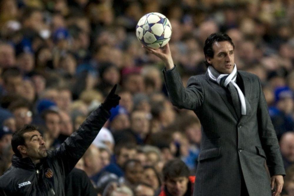 Εμερί: «Στόχος το Europa League»