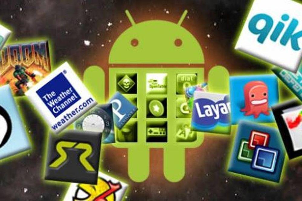 Ασύλληπτο ρεκόρ για το Android Market