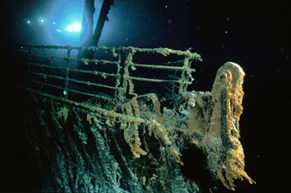 Επίσκεψη στον Τιτανικό 100 χρόνια μετά