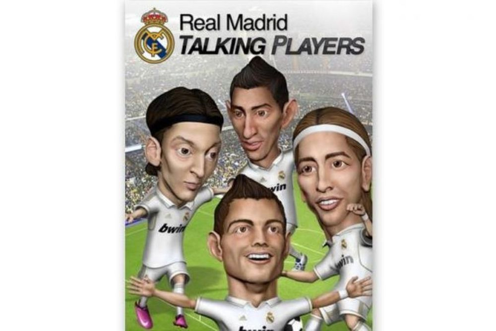 Οι παίκτες της Ρεάλ Μαδρίτης μιλούν στο… κινητό σας