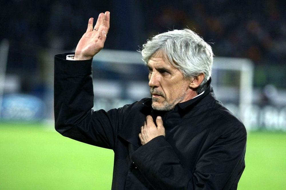 Γιοβάνοβιτς: «Αξίζαμε την πρώτη θέση»