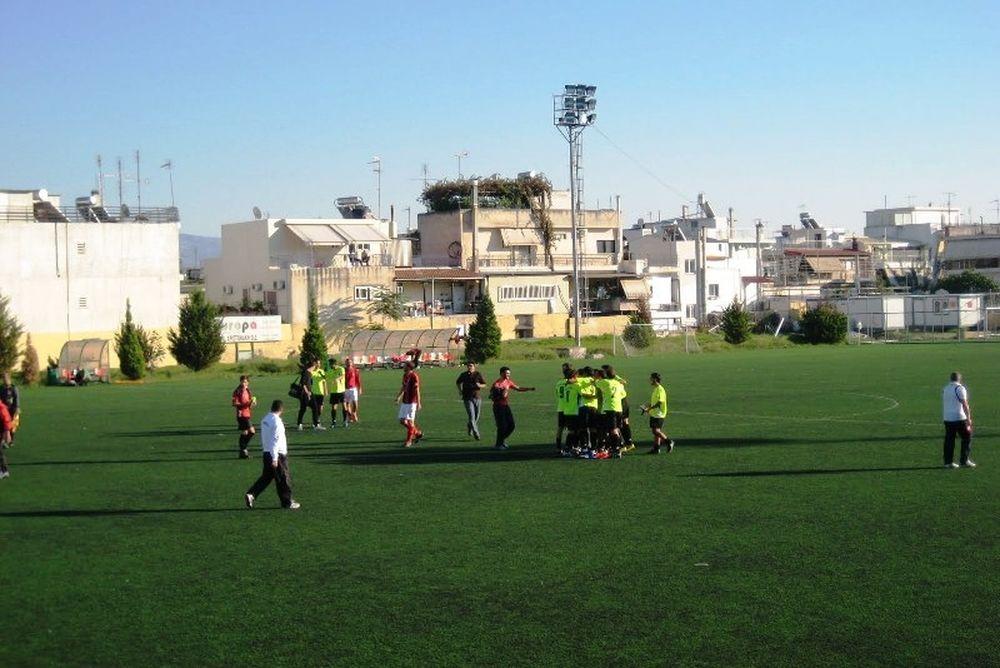 Α.Ο. Περιστερίου – Α.Ε. Ηρακλείου 1-0