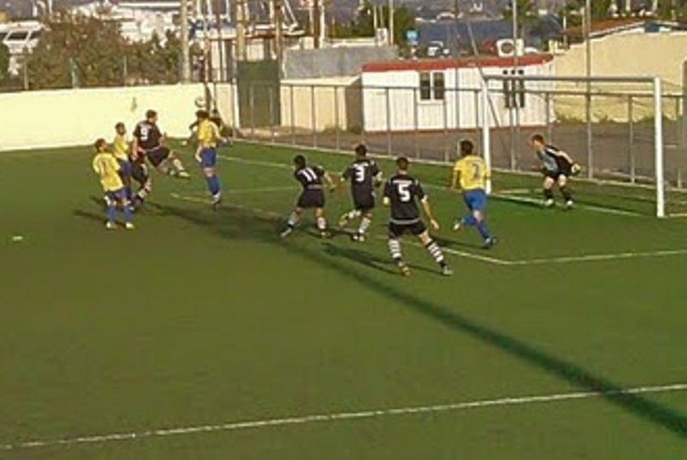 Πανελευσινιακός – Μεγαρικός 5-0