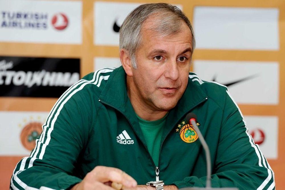 Ομπράντοβιτς: «Ήμασταν σοβαροί»