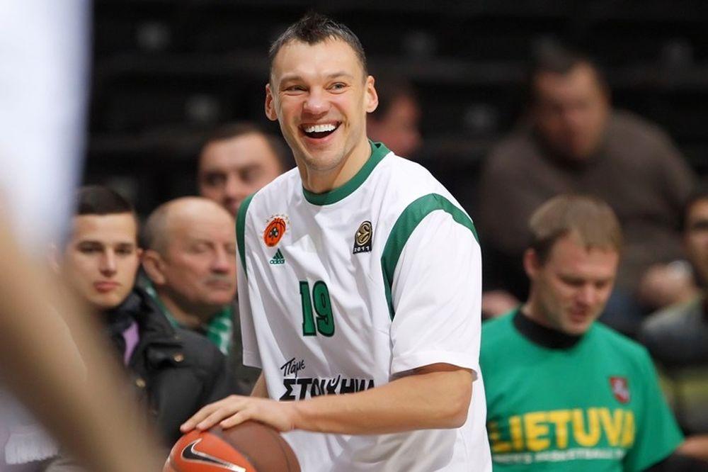 Γιασικεβίτσιους: «Λατρεύω να δουλεύω με τον Ομπράντοβιτς»