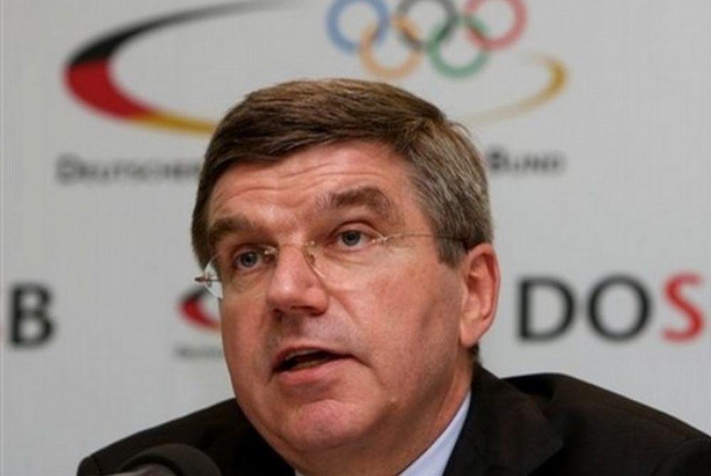 Σύμμαχος για τη βρετανική ολυμπιακή επιτροπή