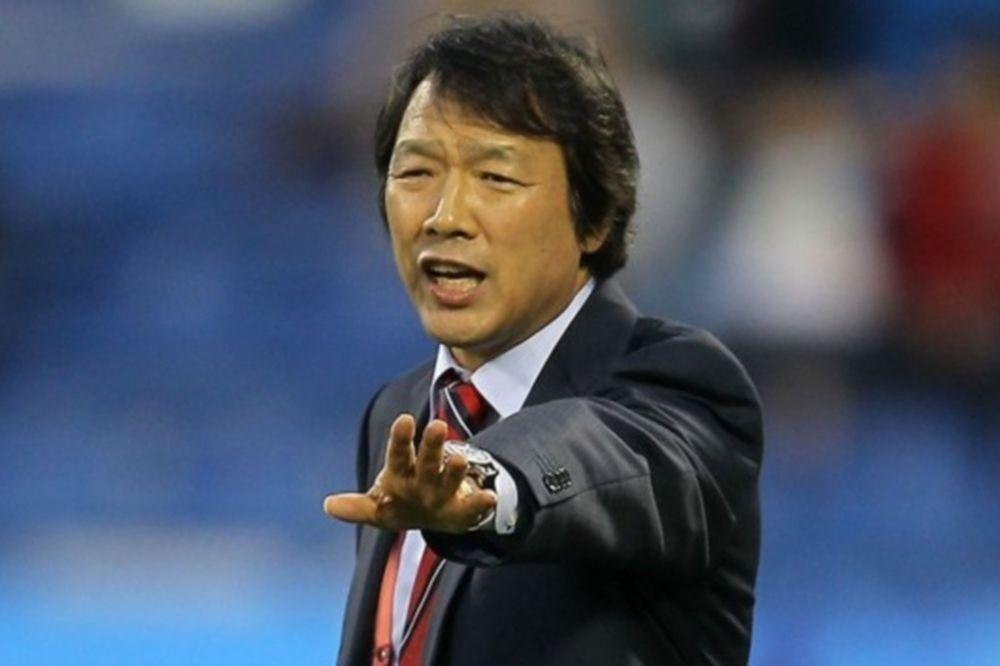 Τέλος ο Κουάνγκ-Ράε από Κορέα