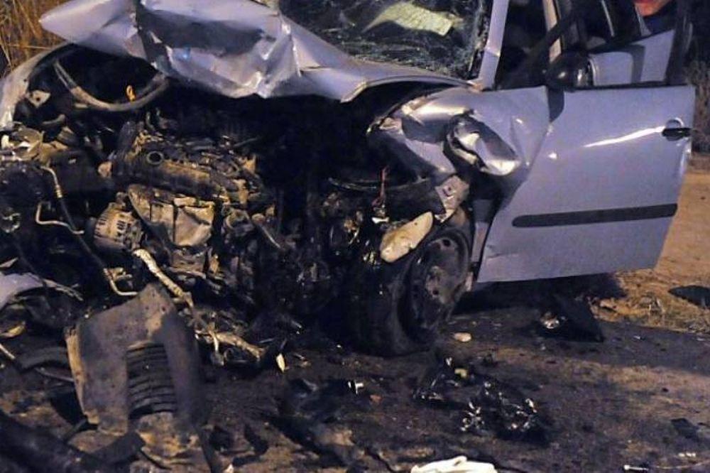 Τροχαίο ατύχημα στη λεωφόρο Συγγρού