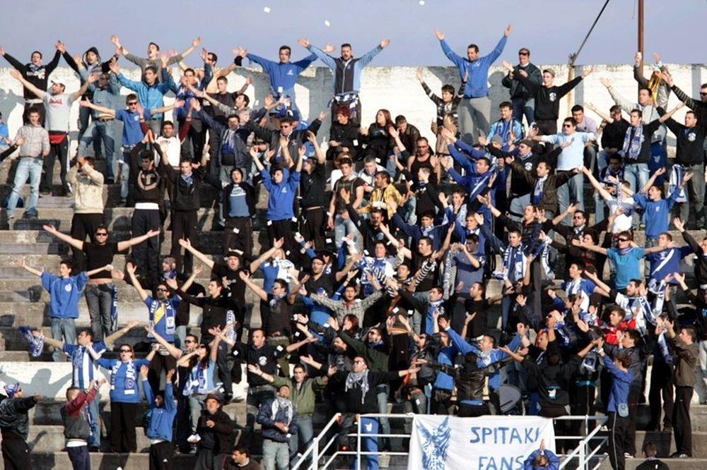 Με 500 οπαδούς η Νίκη στις Σέρρες!