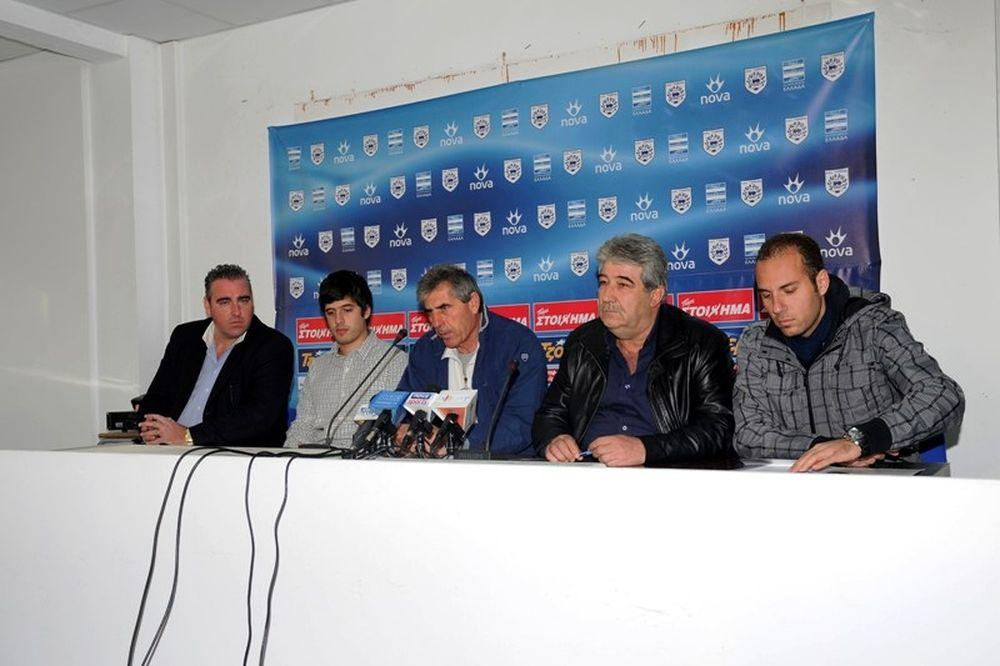 Αναστασιάδης: «Να είμαστε δεμένοι και να παλεύουμε μαζί» (photos)