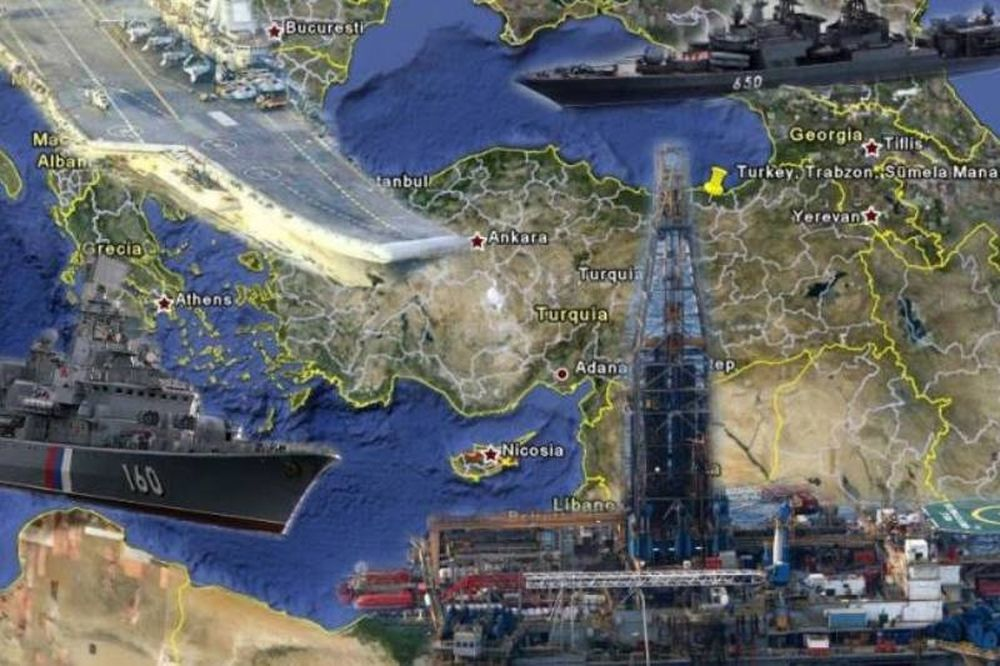 Ρωσικά πολεμικά πλοία σε Κύπρο – Συρία