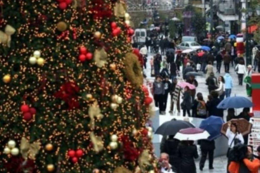 Η Αθήνα «ντύνεται» από σήμερα γιορτινά